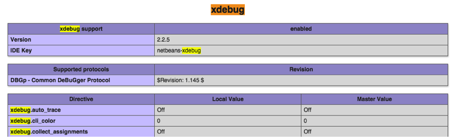 XDebug and Netbeans | ITM 352